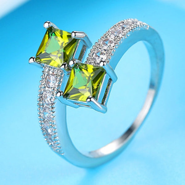 Luxury Starry Star Ring
