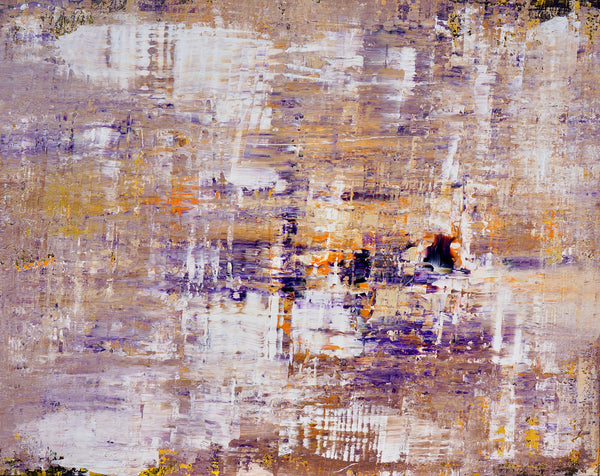 Title:  The Wall 2, 150 x 120 cm.