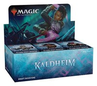 MAGIC THE GATHERING: KALDHEIM DRAFT BOOSTER (36CT) RELEASES 02/05/2021!