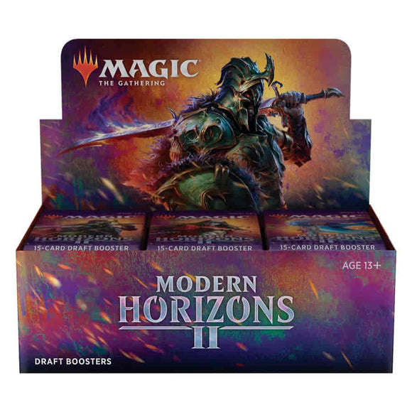 MAGIC THE GATHERING: MODERN HORIZONS 2 DRAFT BOOSTER! JUNE 18TH, 2021!