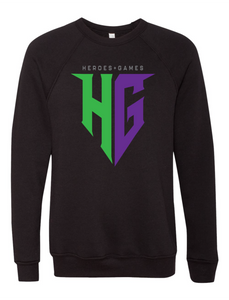 Heroes and Games Original Logo Crewneck Sweatshirt
