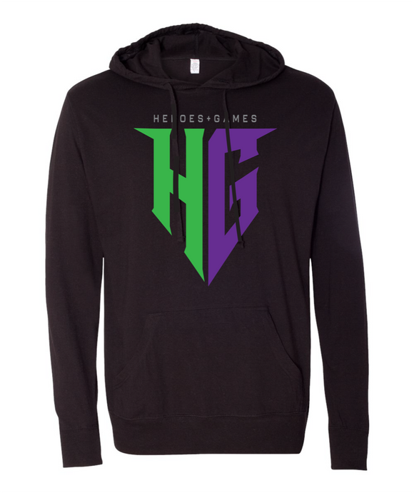 Heroes and Games Original Logo Hoodie