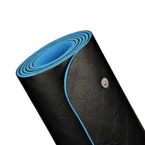 Dr. Mercola Grounded Fitness & Yoga Mat With Singapore
