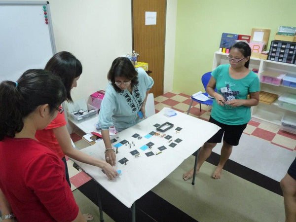 Montessori Workshops