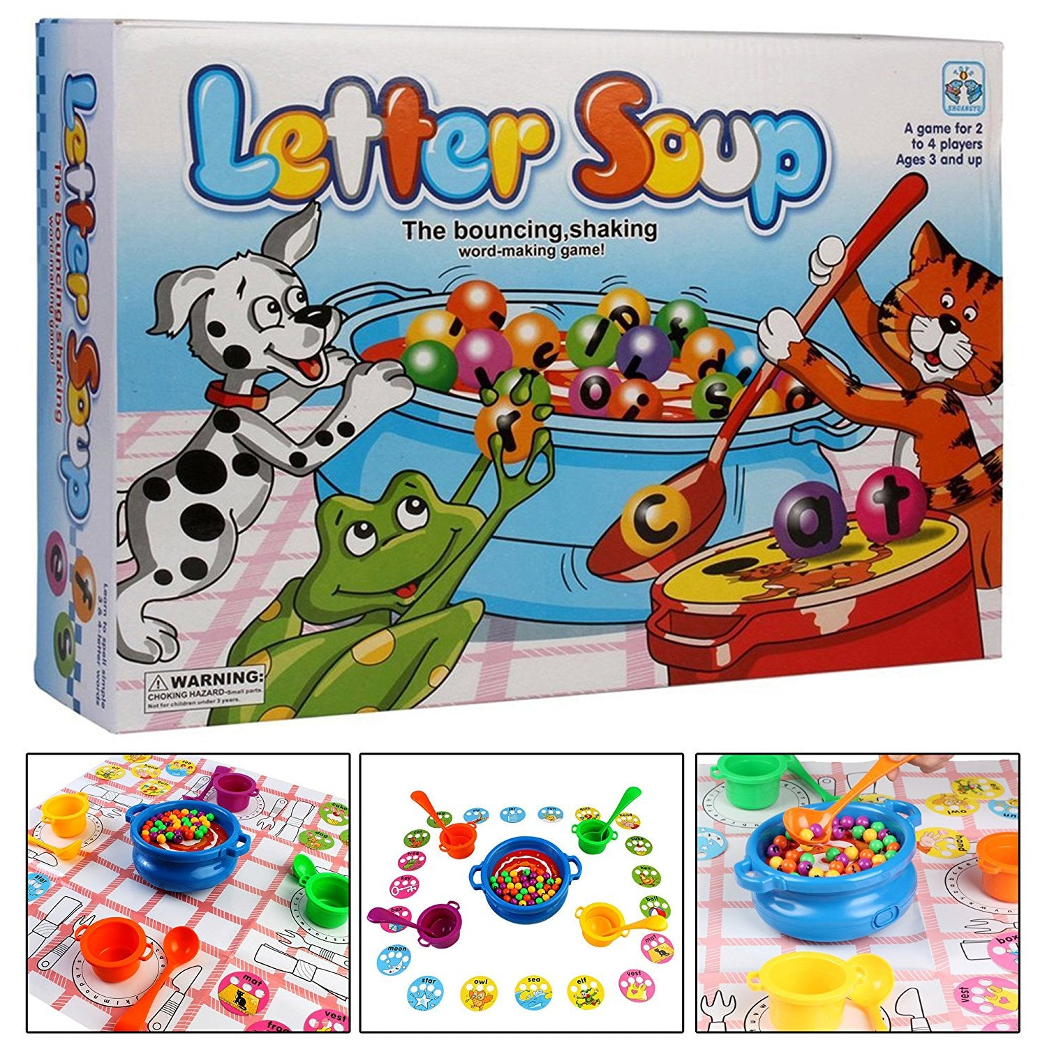 Letter Soup Game Righttolearn