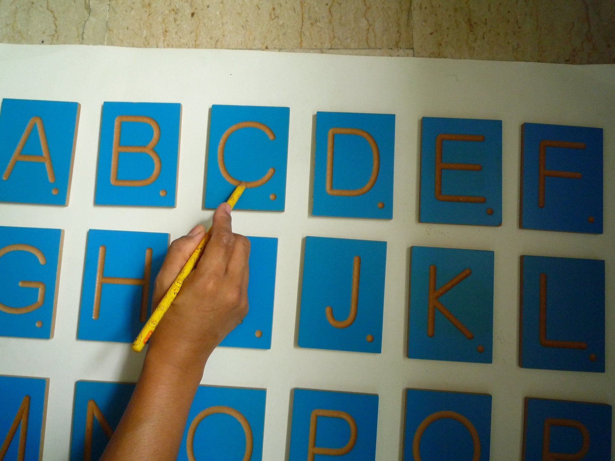 montessori letters numbers dots operation symbols tracing tiles righttolearncom