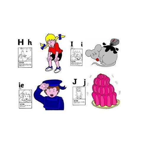 Jolly Phonics - PDF file Flashcards - RightToLearn.com.sg