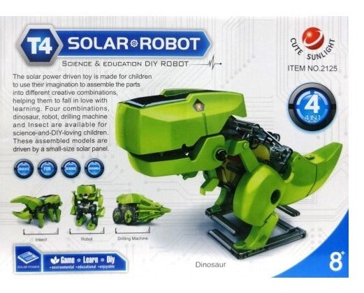 T4 transforming solar robot kit righttolearn t4 transforming solar robot kit righttolearn 1 solutioingenieria Gallery