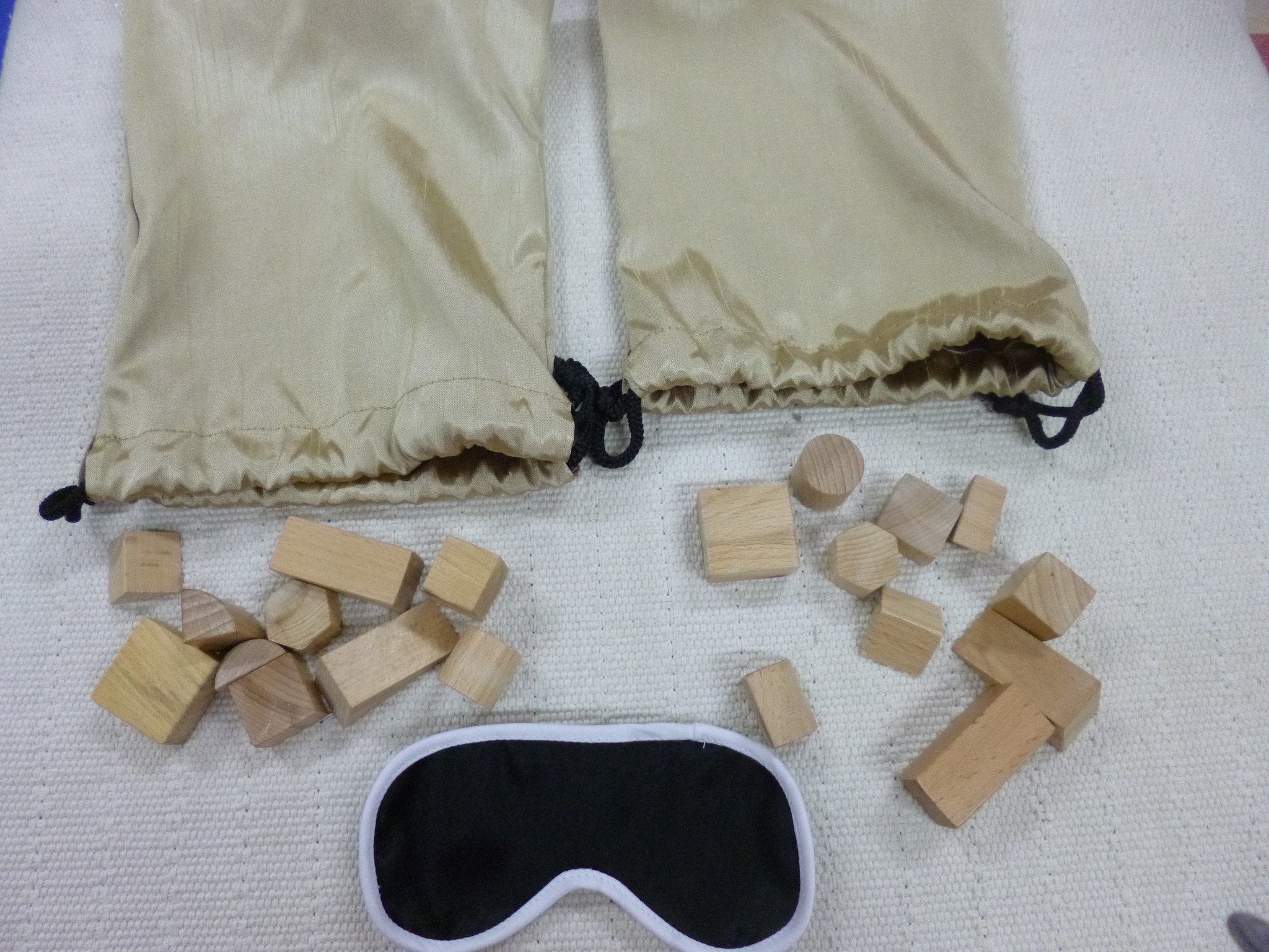 what is stereognostic sense Our stereognostic sense allows us to identify objects by touch many of the pieces of equipment in the montessori classroom's sensorial section work on developing this sense.