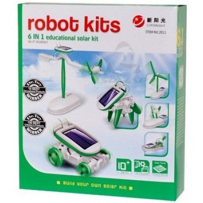 6 in 1 educational solar robot kit righttolearn 6 in 1 educational solar kit righttolearn 2 solutioingenieria Gallery