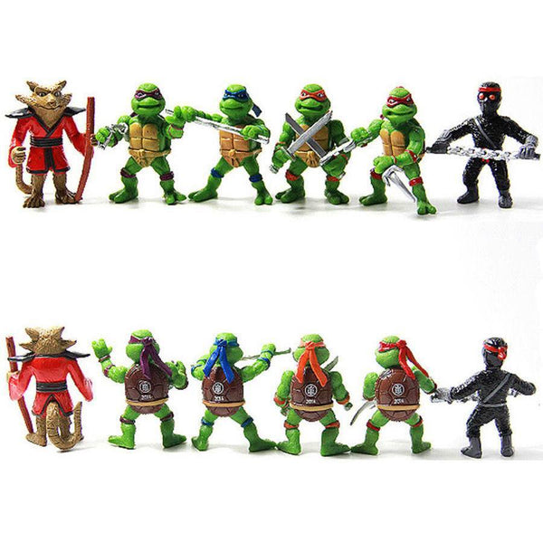 Teenage Mutant Ninja Turtles Action Characters 6