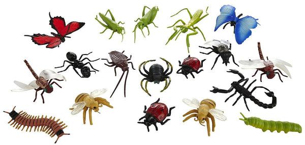 toob - insects - miniature model