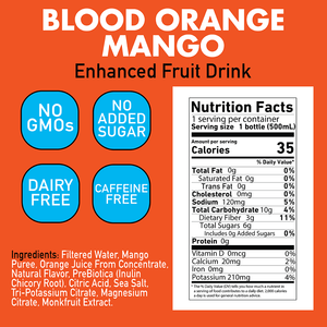 Blood Orange Mango 6-Pack