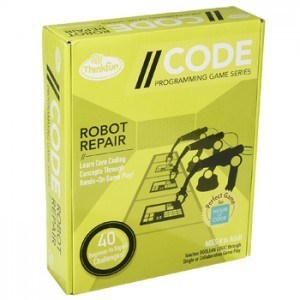 Code Series: Robot Repair