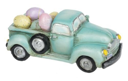 Easter Truck with Eggs