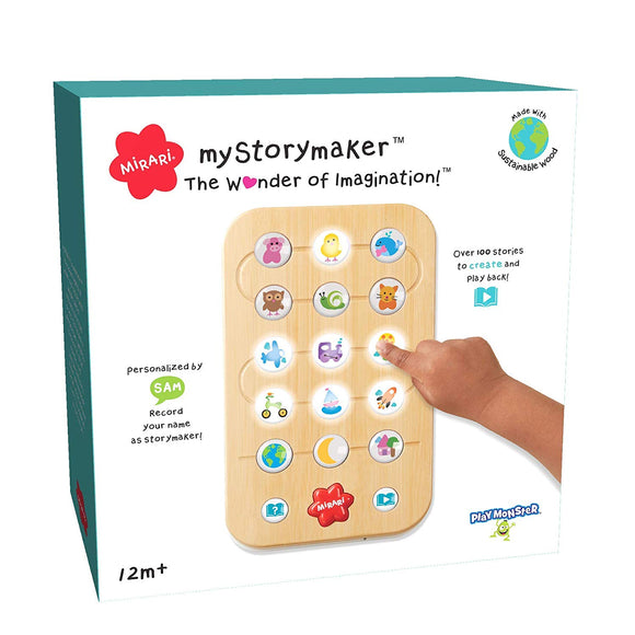 myStorymaker -- The Wonder of Imagination!