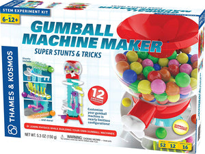 Gumball Machine Maker Lab - Super Stunts & Tricks Science Kit