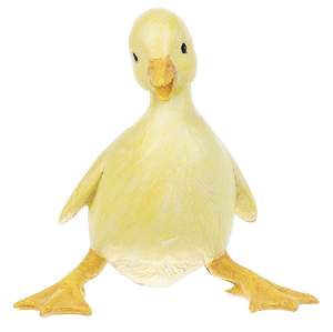 Silly Duck Figurine