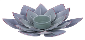 Succulent Metal Tealight Holder
