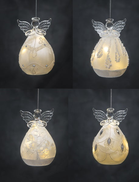 Angel LED Ornament