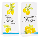 When Life gives You Lemons - Kitchen Towels