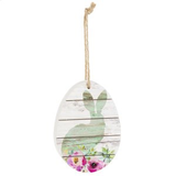 Welcome Spring Egg Ornaments