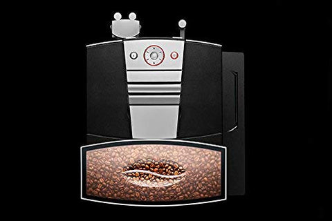 Professional Automatic Coffee Machine in Silver