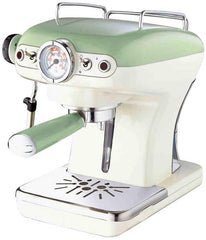 Image of Retro Design Espresso Machine w/ Removable Water Tank