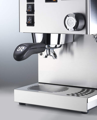 Semi-Automatic Espresso Machine with Iron Frame Stainless Steel