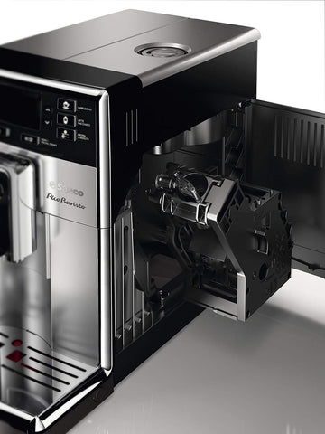 Super Automatic Espresso Machine Piano Black