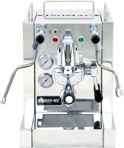 Isomac Espresso Machine Stainless Steel