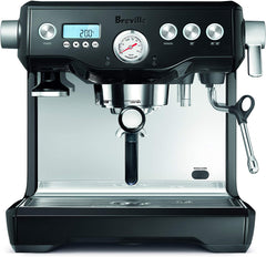 Dual Boiler Espresso Machine in Black Sesame