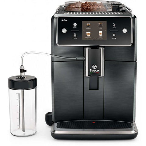 Superautomatic Espresso Machine [Titanium]