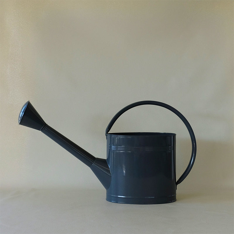 Waterfall Watering Can Slate Grey