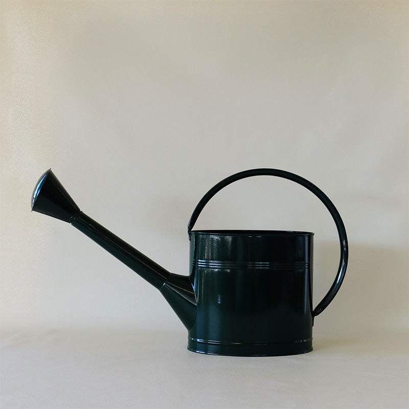 Waterfall Watering Can Racing Green