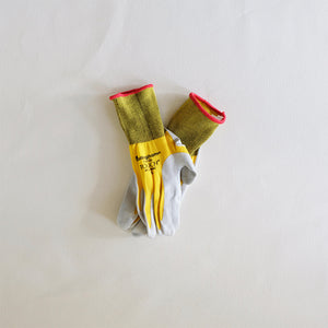 Nitrile Touch Gloves Yellow