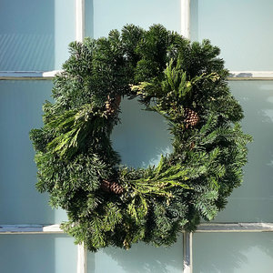 Mixed Noble Wreath 20""