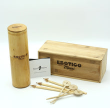 Load image into Gallery viewer, ESOTICO BAMBOO SHAKER -----  FREE SHIPPING---