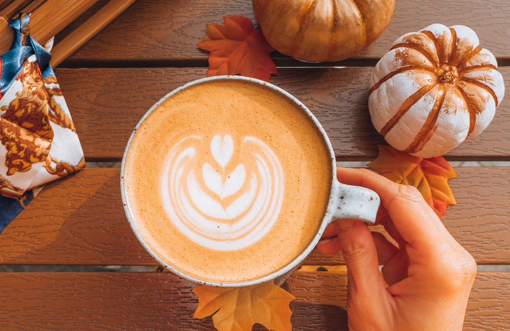 Our Pumpkin Spice Latte Recipe