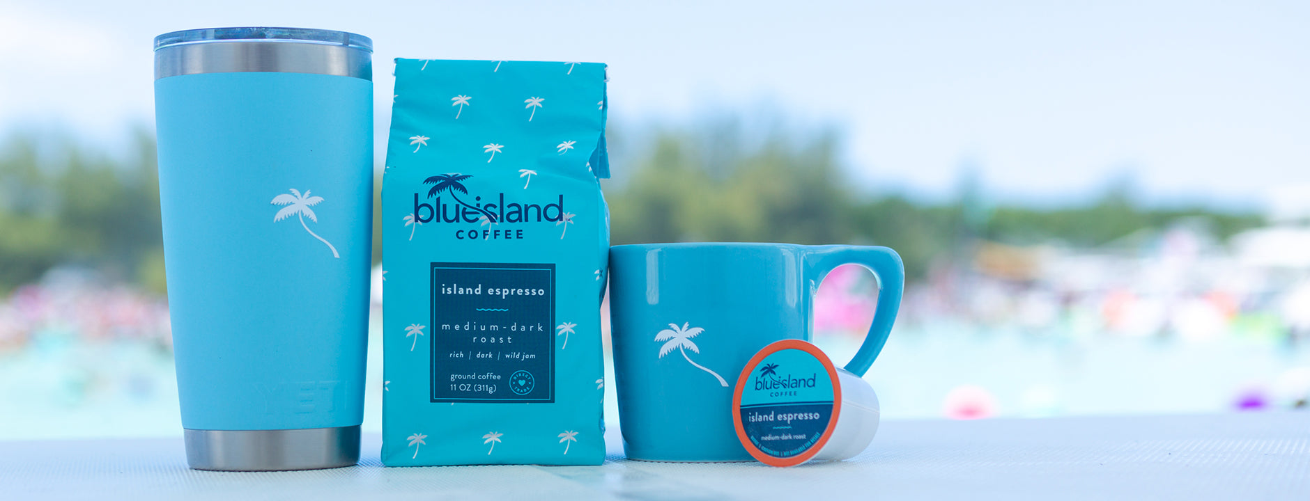 Blue Island Coffee