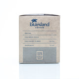 Deep Blue Cold Brew Pouches - Blue Island Coffee