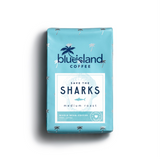 Save the Sharks - SHARK WEEK EXCLUSIVE! - Blue Island Coffee