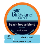 BULK BUY: Beach House Blend Recyclable K-Cups (60 K-Cups)