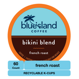 BULK BUY: Bikini Blend Recyclable K-Cups (60 K-Cups)