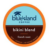 BULK BUY: Bikini Blend Recyclable K-Cups (60 K-Cups) - Blue Island Coffee