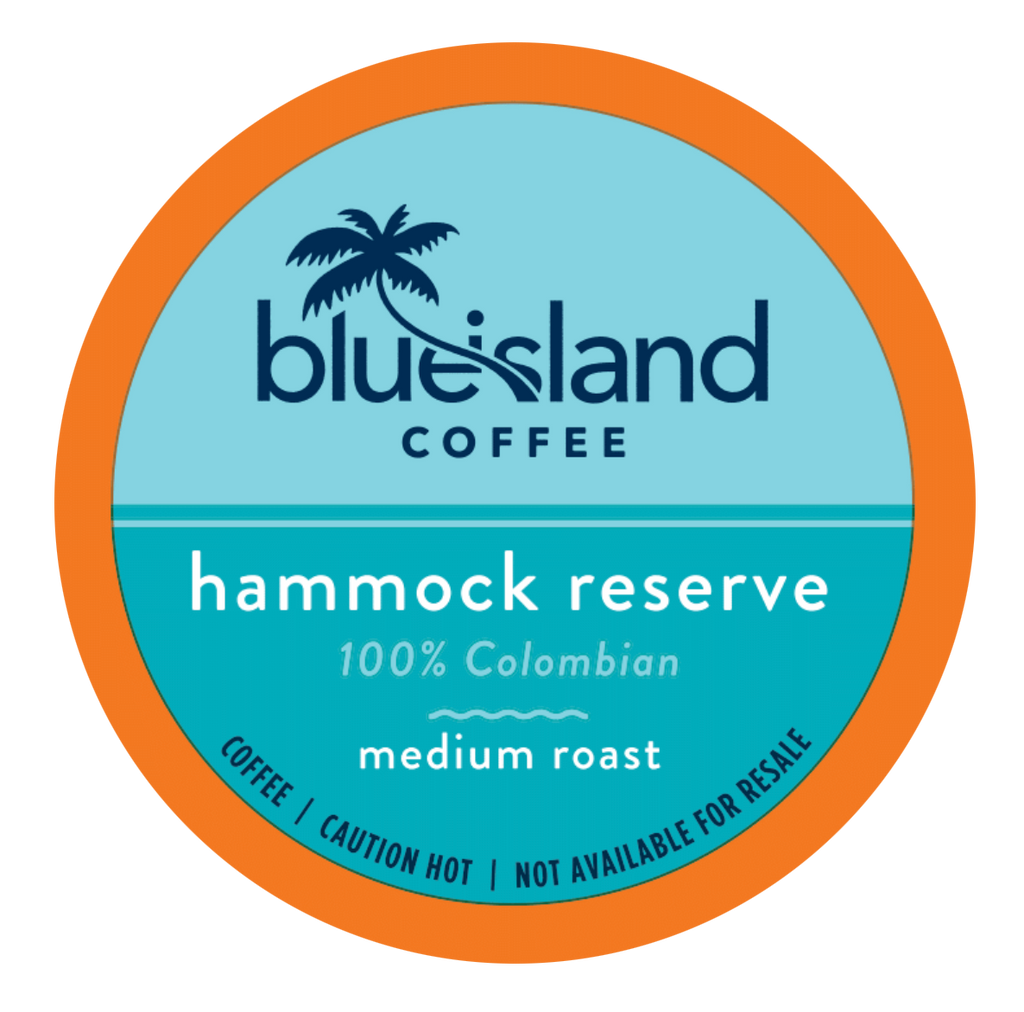 BULK BUY: Hammock Reserve Recyclable K-Cups Case (6/10 ct) - Blue Island Coffee