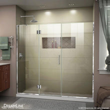Load image into Gallery viewer, DreamLine Hinged Shower Door - Kenner Habitat for Humanity ReStore