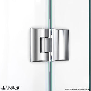DreamLine Hinged Shower Door - Kenner Habitat for Humanity ReStore