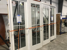 Load image into Gallery viewer, Exterior Double Door with Sidelights - Kenner Habitat for Humanity ReStore