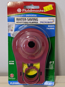 "Fluidmaster Water Saving 2"" Flapper - New Orleans Area Habitat for Humanity ReStore (Williams Boulevard)"